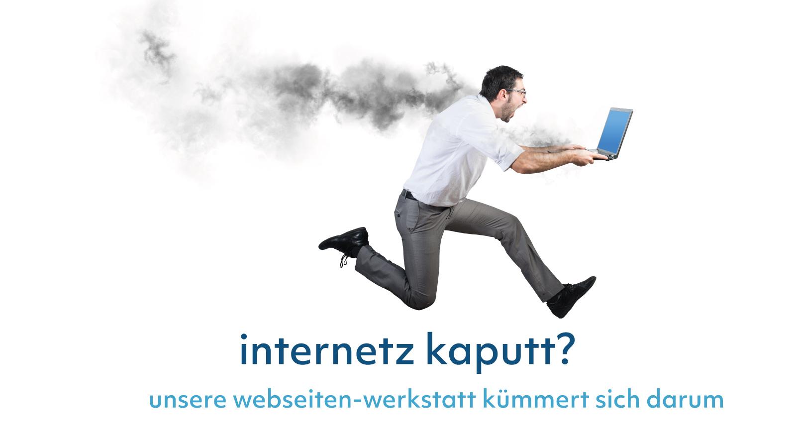 Internetz kaputt?